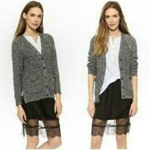 MADEWELL Graduate Button Up Cardigan Sweater XS